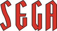 OLD SEGA logo 1975 by austinwtf