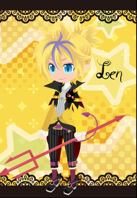 Len by blueyellowgreen