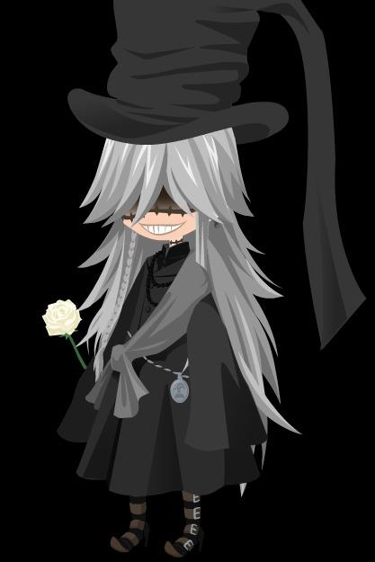undertaker by blueyellowgreen