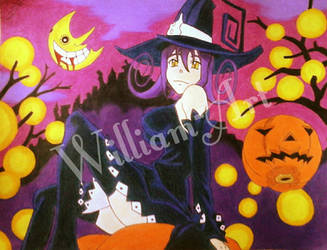 Blair-Soul Eater (Drawing) by William-Art
