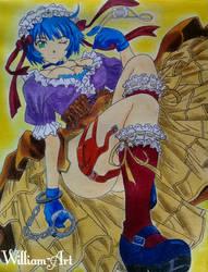 Ryomou Shimei by William-Art