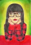Cute girl - OC by William-Art