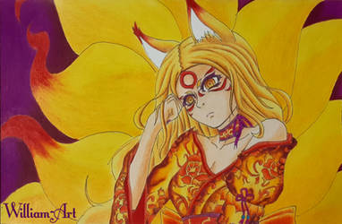 Kitsune no Megami / OC Traditional