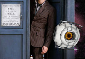 The Doctor's New Companion