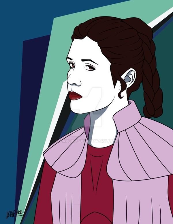 Leia Nagel Style by Karlika