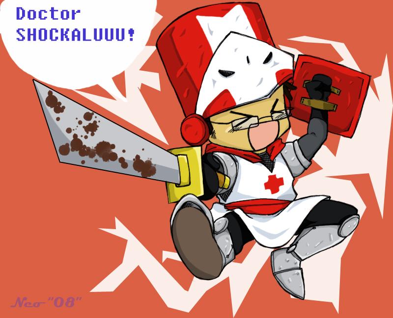 Castle crasher la chaunc by neoanimegirl on deviantart - Castle crashers anime ...