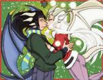 A Dragon Christmas: Commission