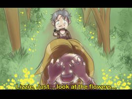Just look at the flowers by neoanimegirl