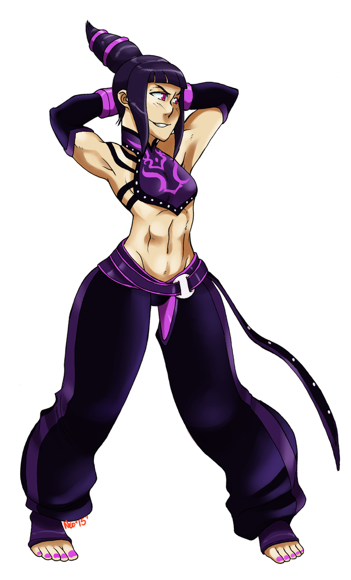 Juri Han: Commission by neoanimegirl