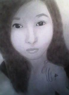 2012 drawing - 10th try of Ms.Julie :) by nielopena