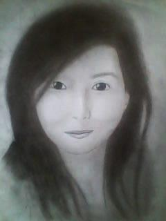 2012 drawing - 11th try of Ms. Julie :) by nielopena