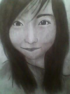 2012 drawing - friend of mine :) by nielopena