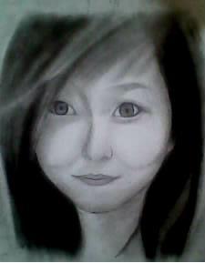 2012 drawing - Random girl by nielopena