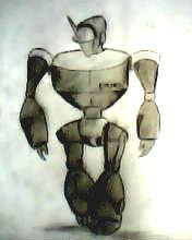 2012 drawing - my robot :D by nielopena
