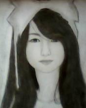 2012 drawing - Sha :) by nielopena