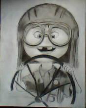 2012 drawing - Ellie :) by nielopena