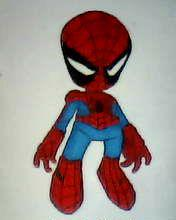 2012 drawing - spiderman :) by nielopena