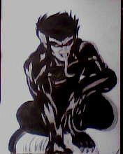 2013 drawing - aswang by nielopena