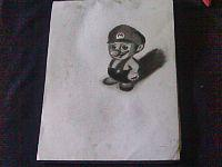 2013 drawing - mario by nielopena