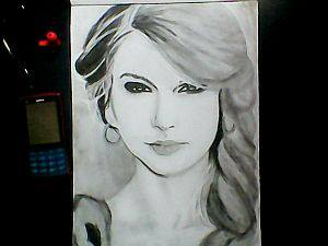 2013 drawing - Ms.T.Swift :) by nielopena