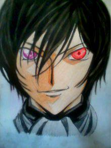 2013 drawing - Lelouch by nielopena