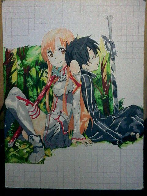 Sword Art Online (Wip 3) by nielopena