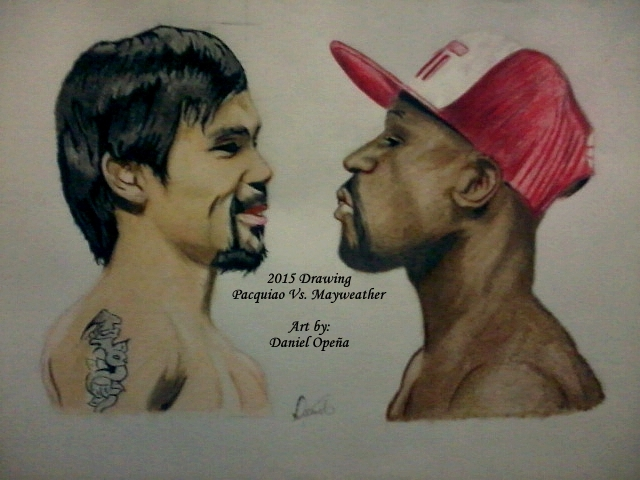 Pacquiao Vs. Mayweather (2015) by nielopena