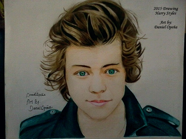 Harry Styles (2015) by nielopena