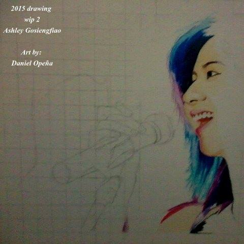 Ashley Gosiengfiao (Wip 2) by nielopena