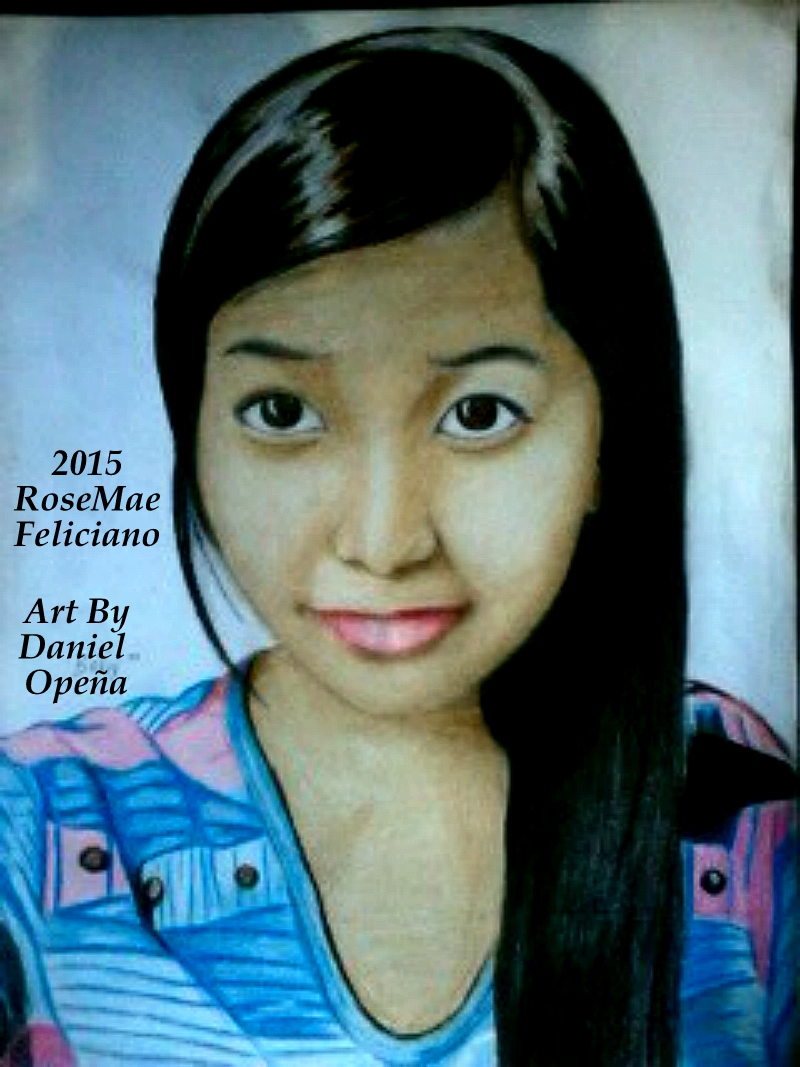 Rosemae Feliciano (2015) by nielopena