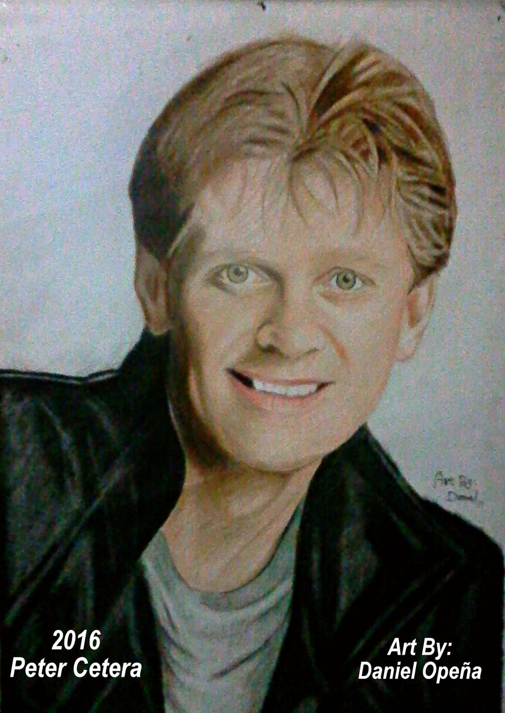Peter Cetera (2016) by nielopena