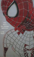 The Amazing Spiderman (Wip 2) by nielopena