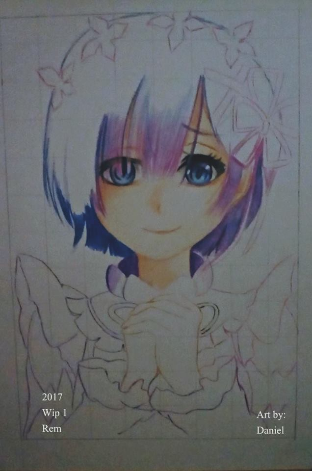 Rem (Wip 1) by nielopena