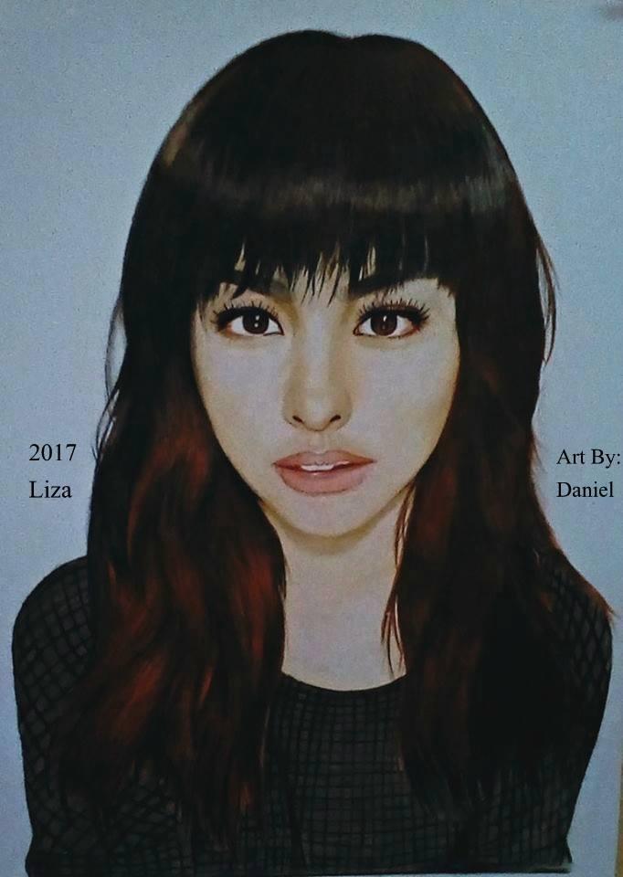 Liza/Maine (2017) by nielopena