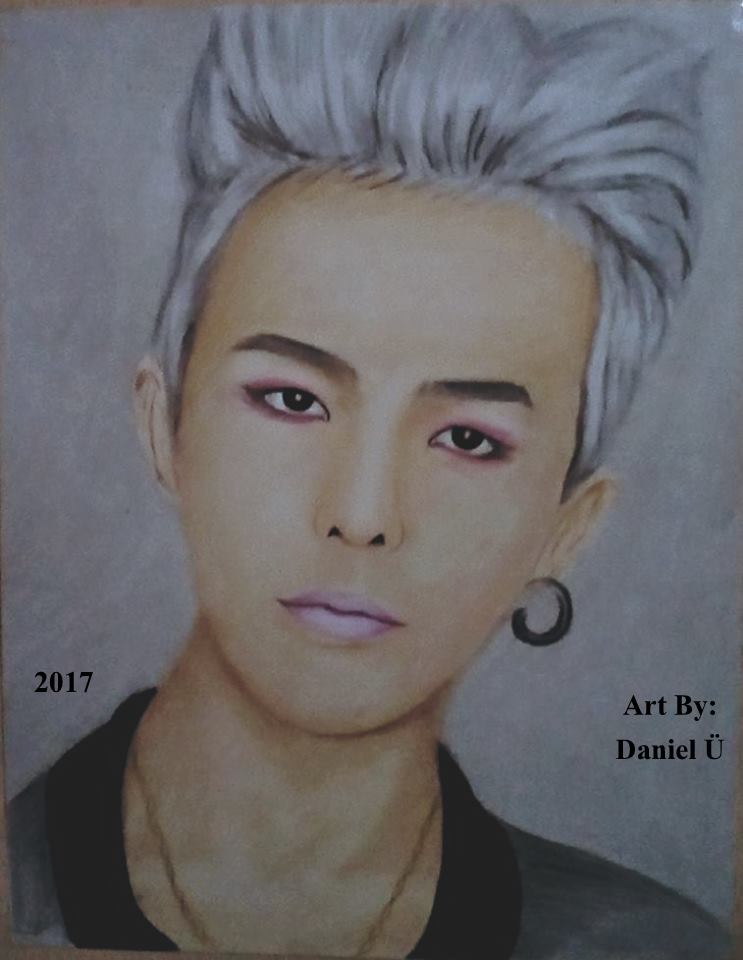 G-Dragon (2017) by nielopena