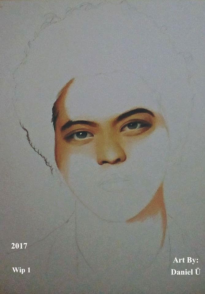 Bruno Mars (Wip 1) by nielopena