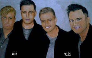 Westlife (2017) by nielopena