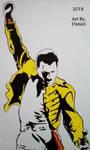 Freddie Mercury ~ 2018
