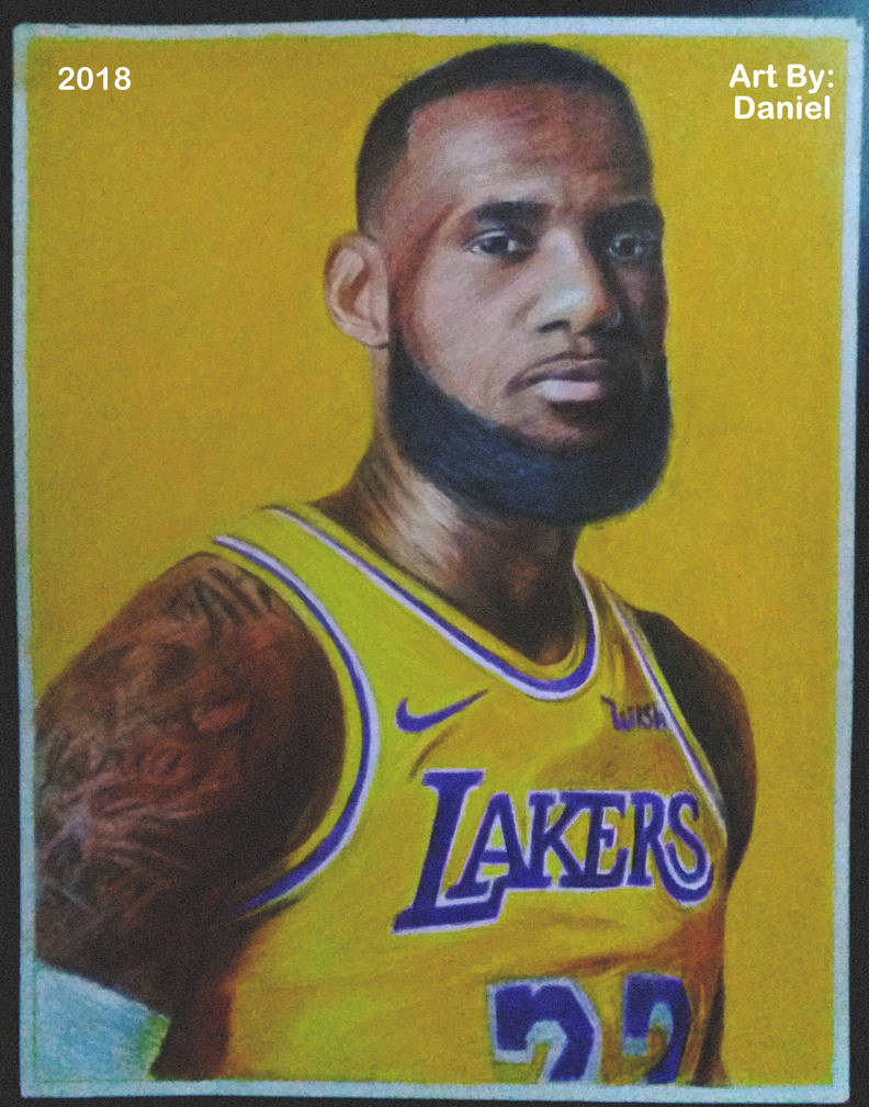 LeBron James by nielopena