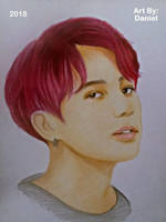 Jungkook (BTS) by nielopena
