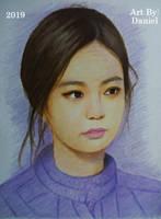 Jennie Kim (Blackpink) by nielopena
