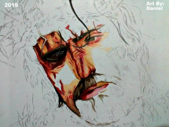 The Passion of the Christ (wip 1) by nielopena