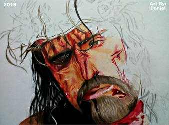 The Passion of the Christ (wip 2) by nielopena