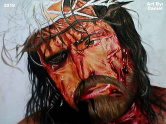 The Passion of the Christ (wip 3) by nielopena