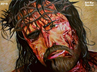 The Passion of the Christ by nielopena