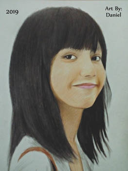 Lalisa Manoban (Black Hair)