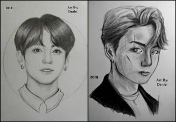 2018 x 2019 Jungkook