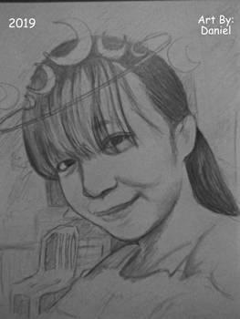 Ailyn (Sketch)