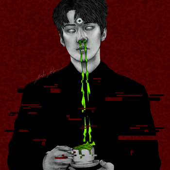 Uninvited toxic (Mashup) by Lineartt