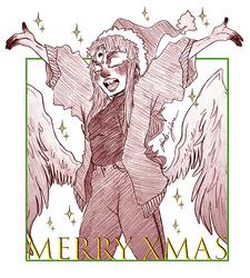 merry xmas by Lineartt